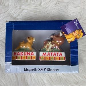 Disney Magnetic S&P Shakers | Lion King